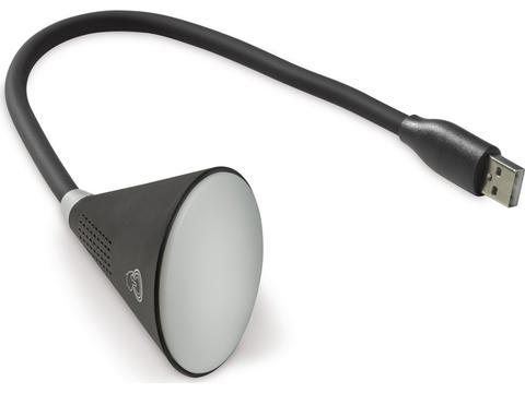 Haut-parleur avec lampe USB - 2W