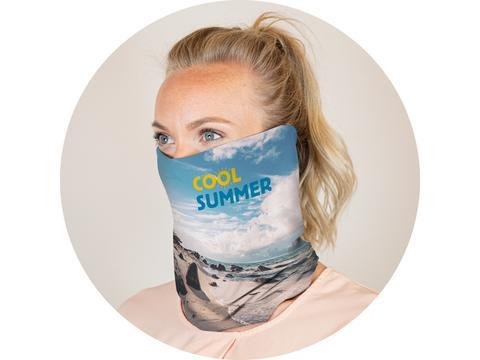 Multifunctioneel gezichtsmasker sjaal