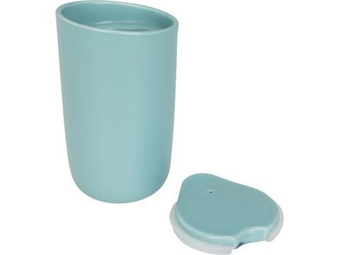 Gobelet en céramique à double paroi de 410 ml Mysa