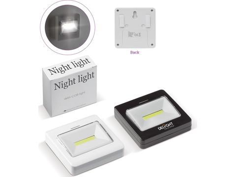 Nachtlampje met COB led