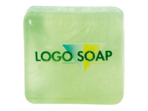 Savon logo naturel 50 gr.