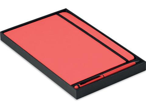 Neilo notebook set including stylus
