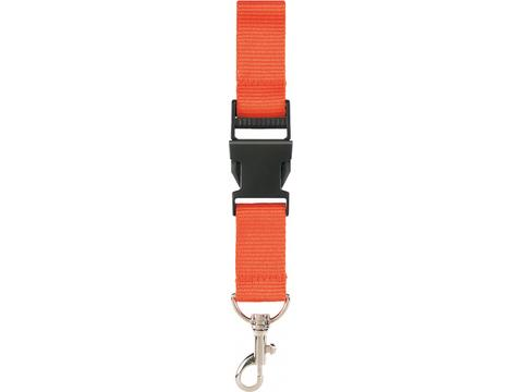 Lanyards with Safety Break 25 mm