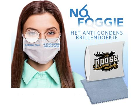 No-Foggie anti condens brillendoekjes