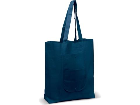 Sac shopping non-tissé pliable