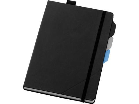 Notitieboek met tabbladen
