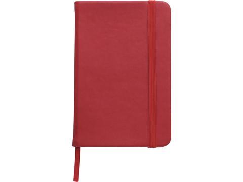 Notitieboekje metgelinieerd papier- A5