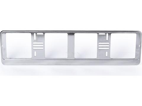 Porte plaque d'mmatriculation Hescol