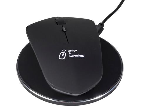 O21 wireless charging mouse