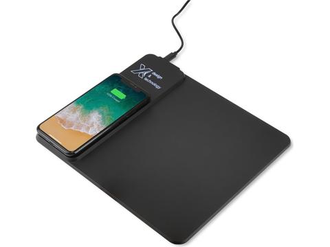 O25 10W light-up induction mouse pad