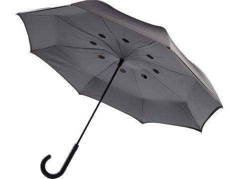 Reversible umbrella 23""