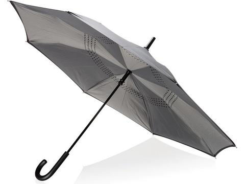 Omkeerbare 23 inch paraplu - Ø115 cm