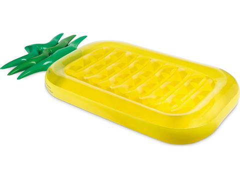 Inflatable beach mattress Pineapple