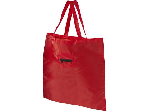 Sac shopping pliable