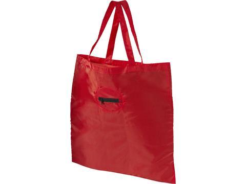 Take Away foldable shopper tote