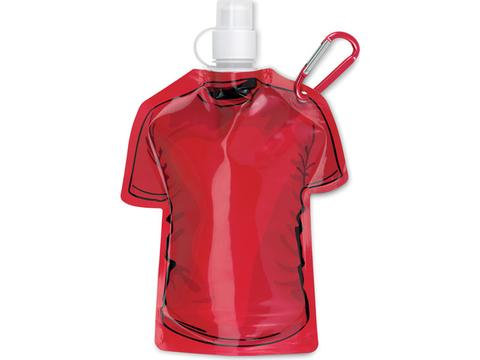 T-shirt foldable bottle