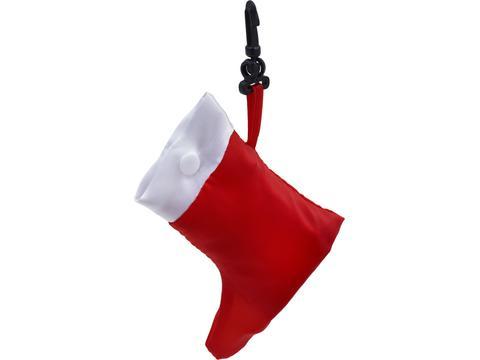 Opvouwbare kerst boodschappentas