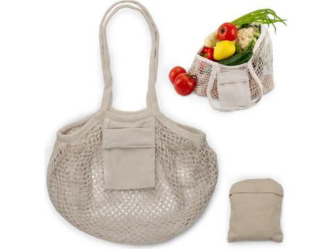 Foldable Mesh Bag Oeko-Tex® Certified
