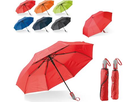 Opvouwbare paraplu met hoesje - auto open - Ø100cm