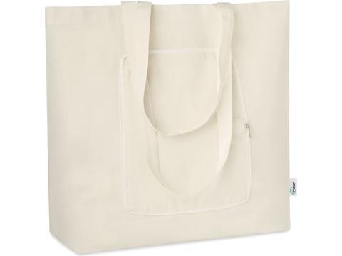 Foldable shopping