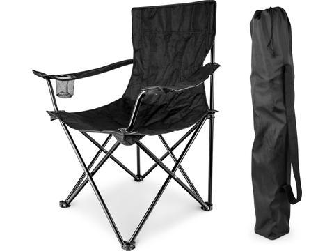 Opvouwbare stoel met opbergtas