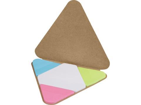 Memo autocollant Triangle