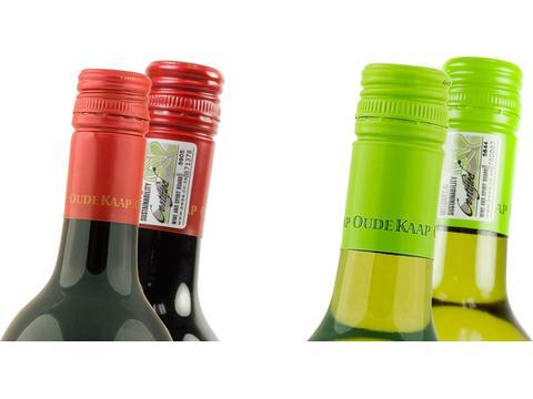 Caisse de vin Oude Kaap