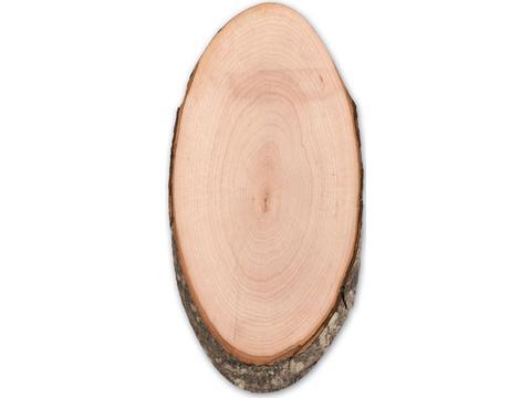 Ovale houten snijplank