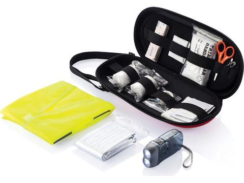 47 pcs first aid car kit
