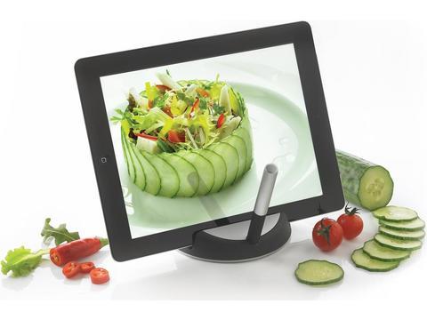 Support à tablette avec stylet Chef