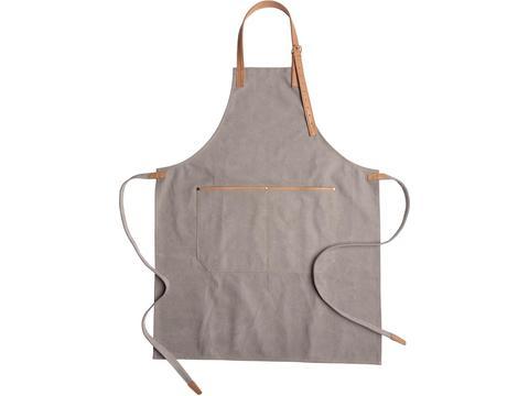 Deluxe canvas apron