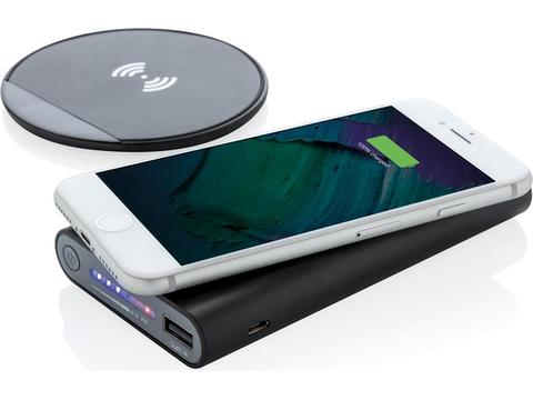 Wireless charging set
