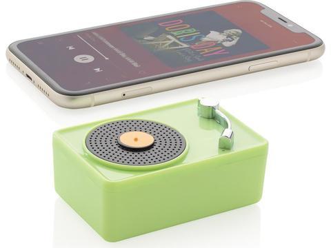 Mini Vintage 3W speaker