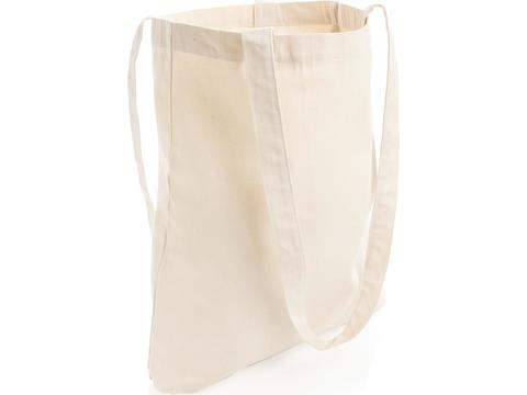 Sac shopping type Tote bag Impact en coton recyclé AWARE™
