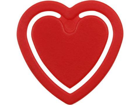 Paper clip Valentine