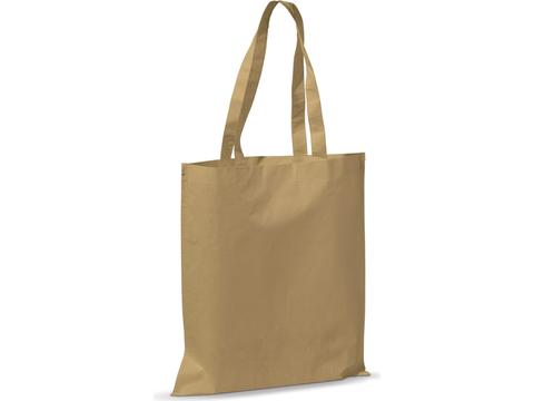 Paper woven carrierbag