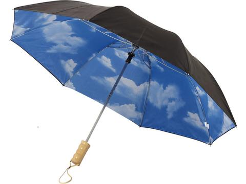 Parapluie automatique 2 sections 21'' Blue skies