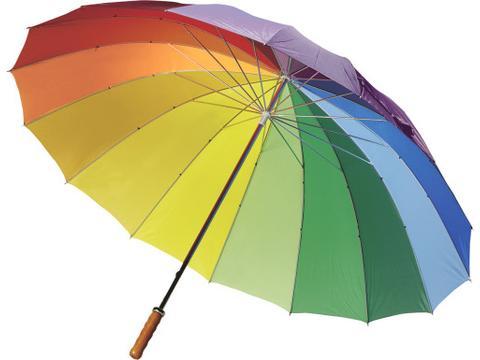 Manual polyester umbrella