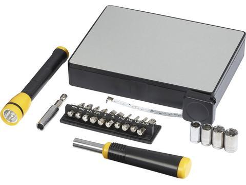 Boîte à outils de 18 pièces Parthénon