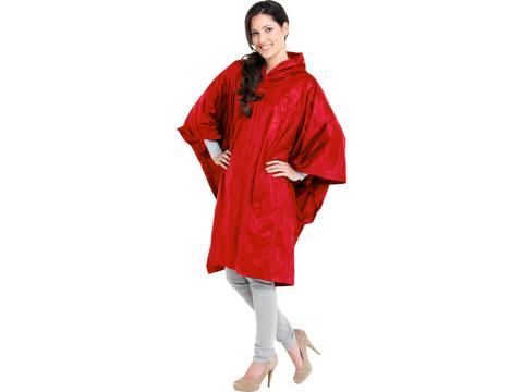 Paulus foldable poncho in pouch