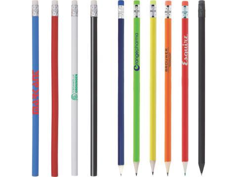 Saba pencil with rubber Peekay
