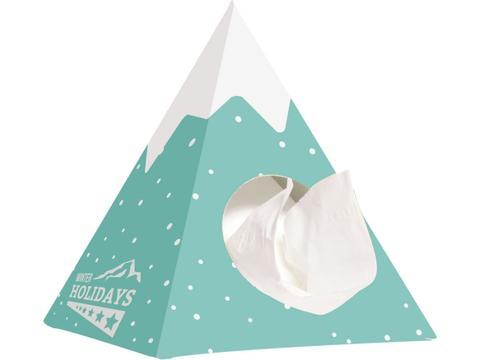 Piramide tissue box