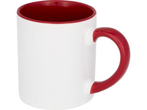 Mini tasse Pix de style pop - avec couleur sublimée