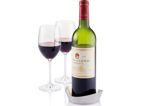 Plate wijn schaal van Airo