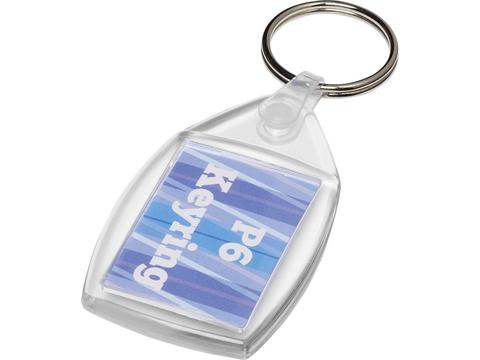 Lita keychain with plastic clip