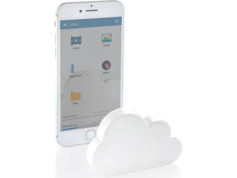 """Disque dur """"Cloud"""" de poche sans fil"""