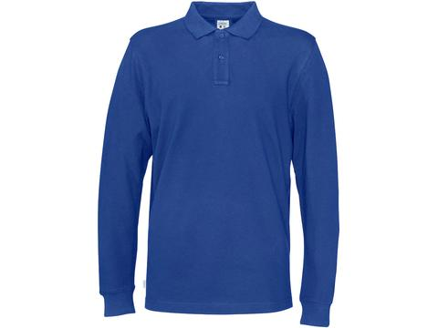 Polo Pique Long Sleeve cottoVer Fairtrade