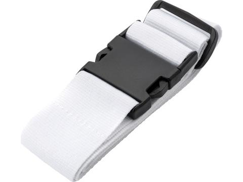 Polyester luggage belt