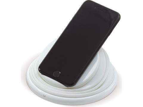 Pop-up wireless charging pad 5W