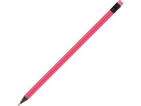 Fluor pencil eraser